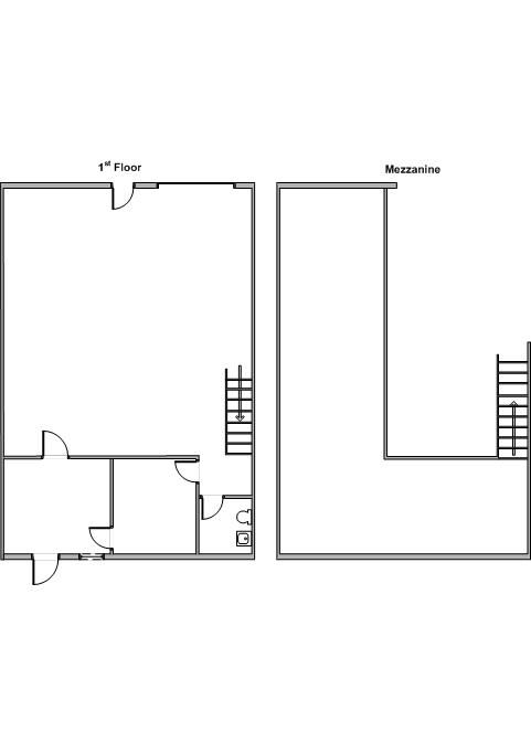 Floor Plan 1616 Placentia