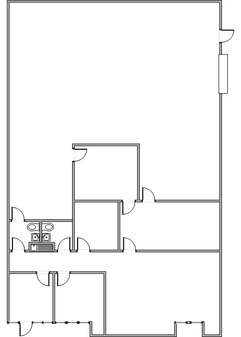 Floor Plan 2821-A Saturn