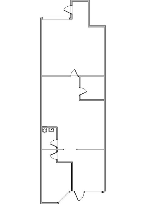 Floor Plan E5 Arrow Hwy