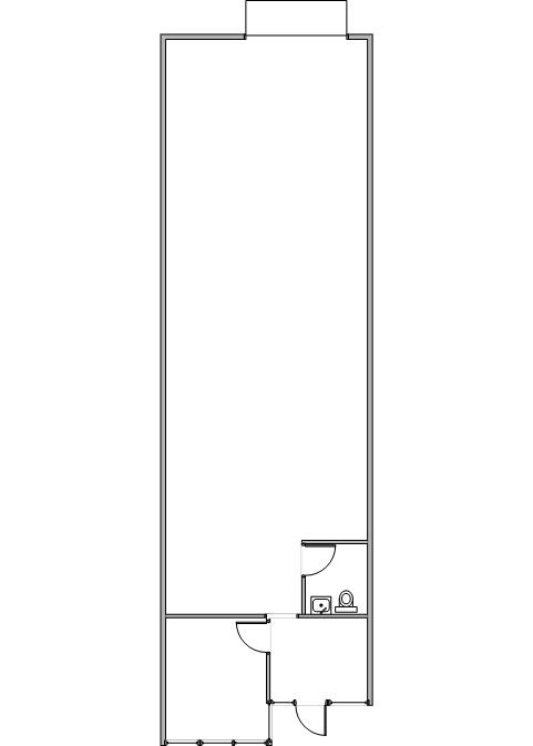 Floor Plan 3921-J E. La Palma Avenue