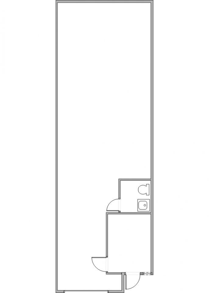 Floor Plan 13630 Imperial Hwy, Unit 12