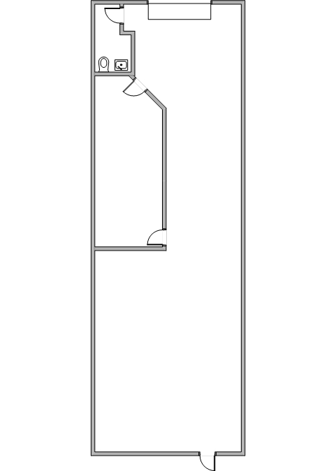 State College 645-C Floor Plan