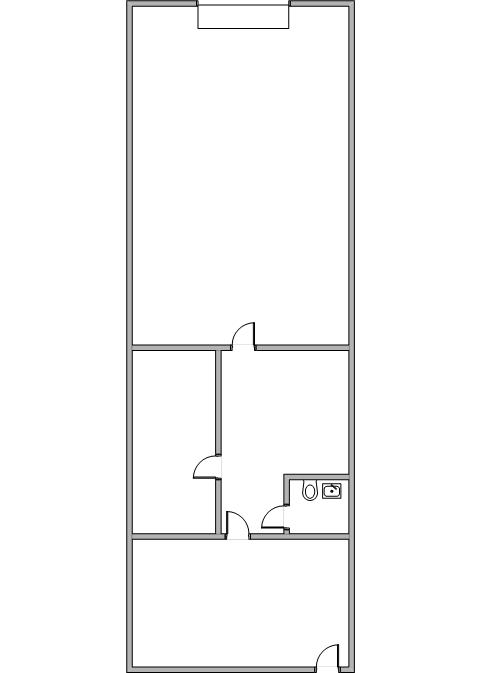 Floor Plan 679-B State College
